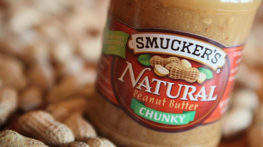 Smucker's says this jar of peanut butter is natural. What does that really  mean? Scott Olson/Getty Images