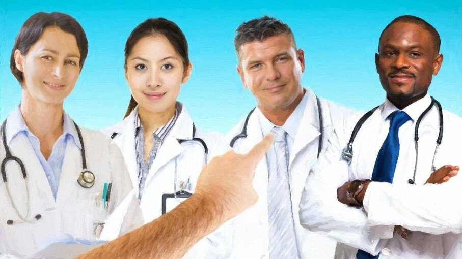 Some hospitals have official policies against entertaining bigoted staffing requests, but many don't, which can leave individual health care providers flying blind. Geribody/Minerva Studio/Leungchopan/Jupiter Images/Thinkstock
