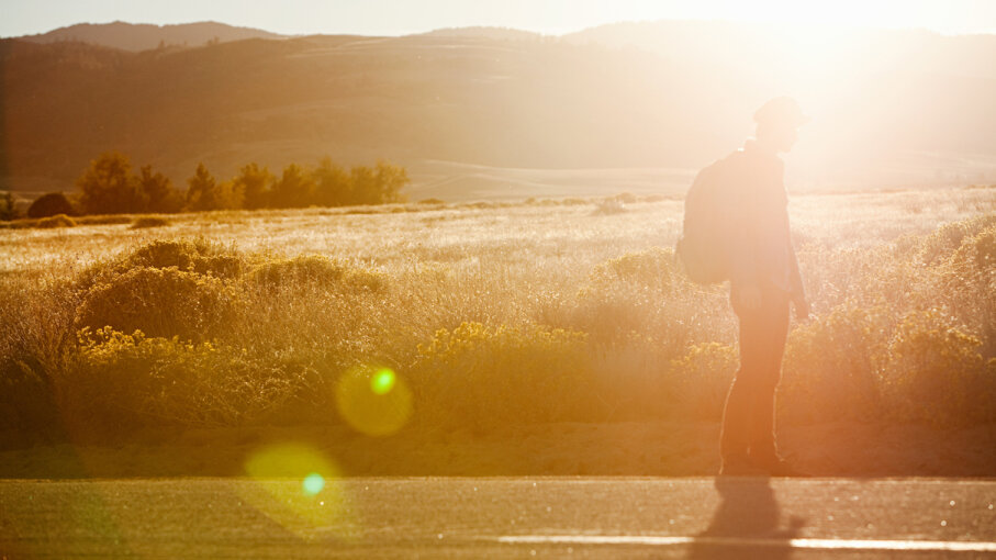 Is hitchhiking really as dangerous as its sometimes made out to be, or is it a relatively safe way to get around? Image Source/DigitalVision/Getty Images