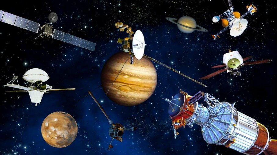 How many can you name? NASA/Natalia_80/ThinkStock