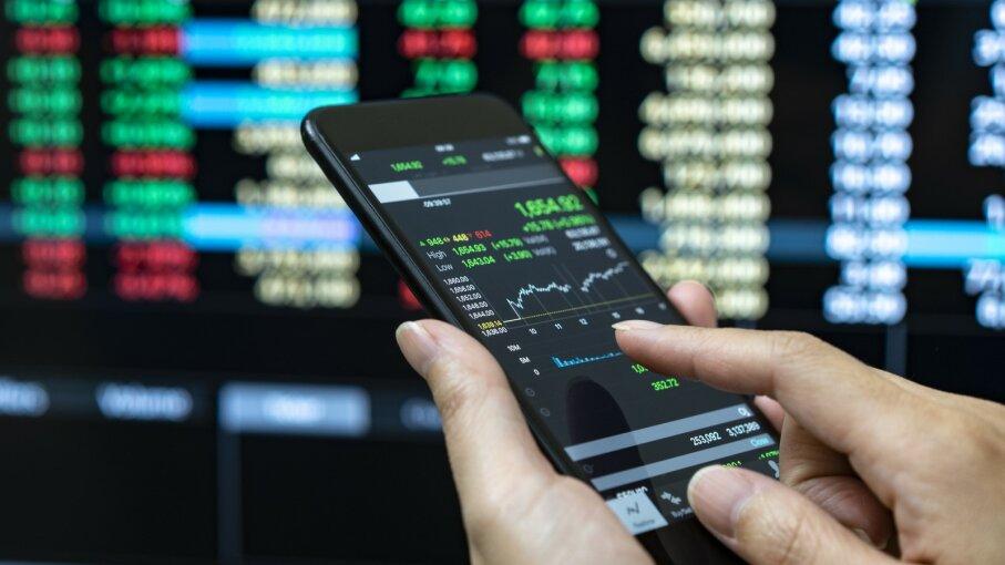 online tradig stock market