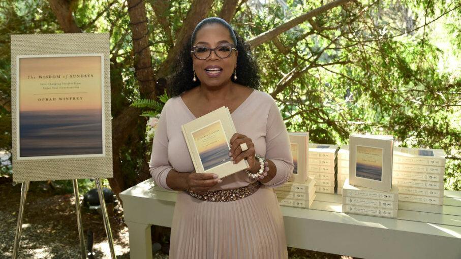 Oprah Winfrey, Wisdom of Sundays