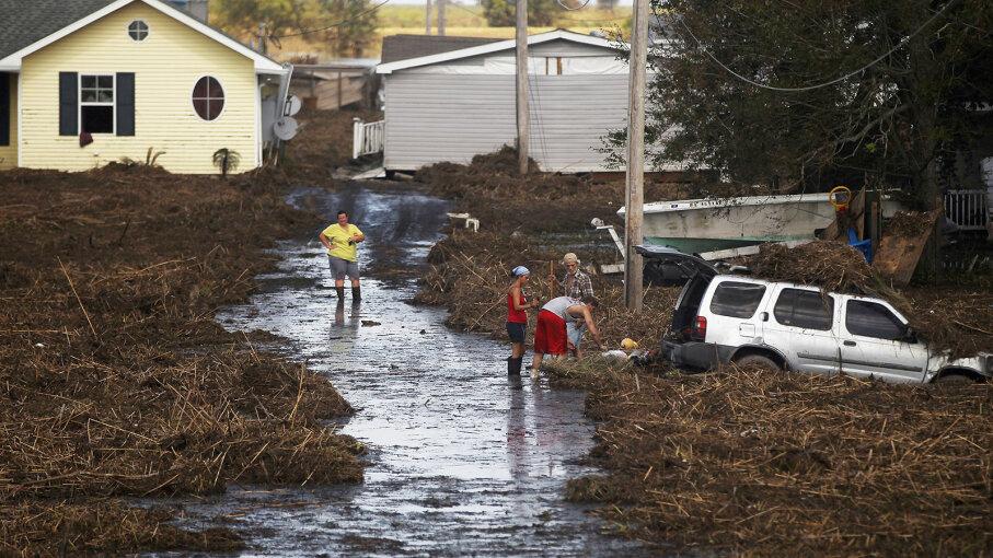 Melanie Martinez, flooded home