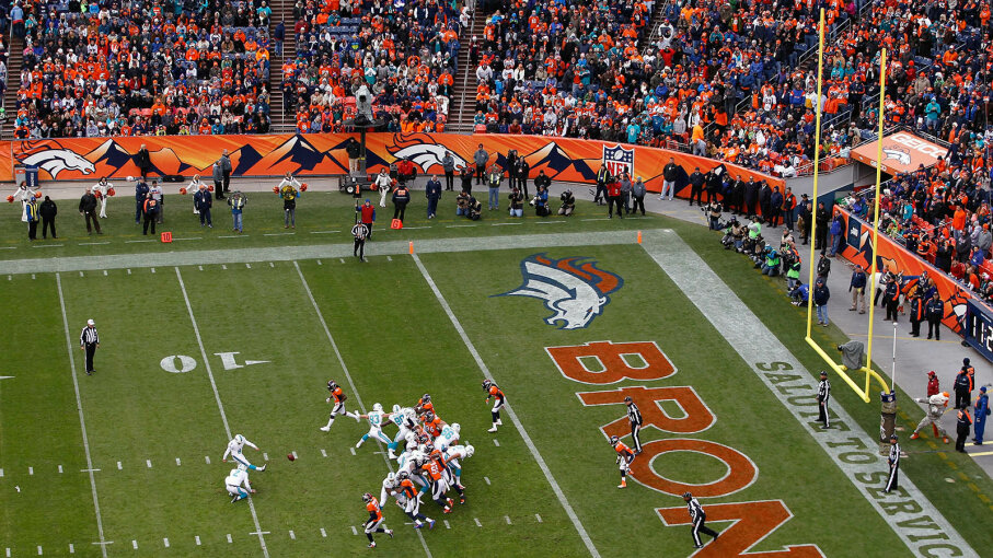 Physics and Football: How Denver's Altitude Affects Field