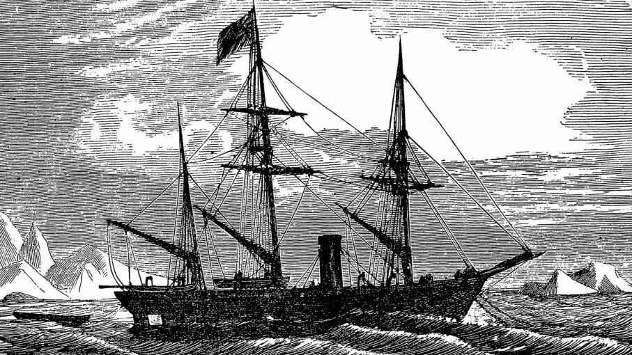 19th century ship