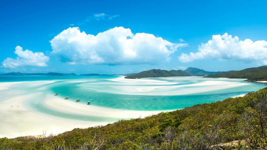 Whiteheaven Beach, Queensland