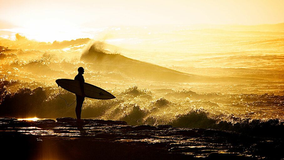 surfer, New South Wales