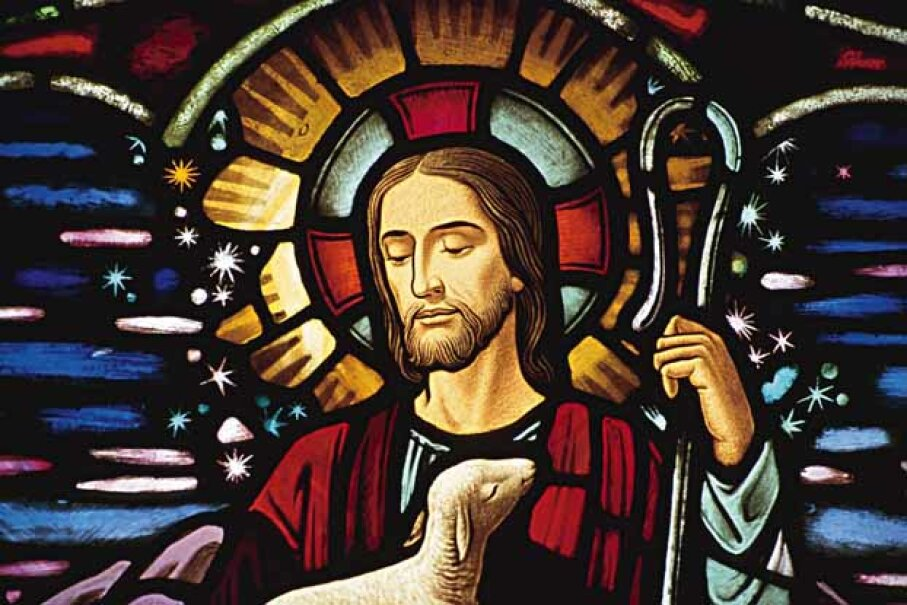 Once again, Jesus saves the day. Ingram Publishing/Thinkstock