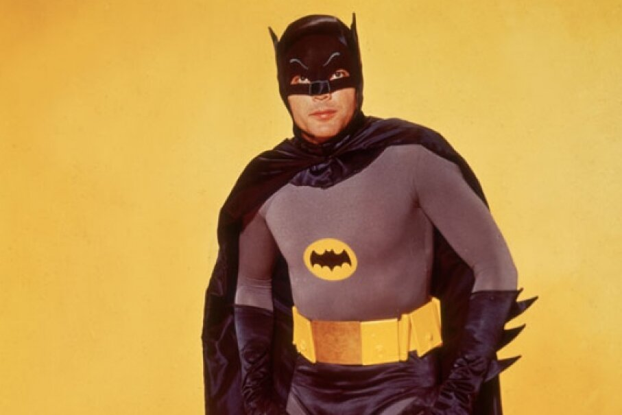 Who wouldn't want to be Batman?  ©Hulton Archive/Getty Images