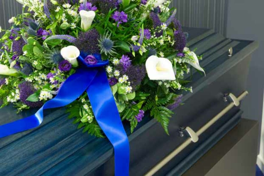 Since death is a sure thing at some point, the funeral business never goes dry. iStock/Thinkstock