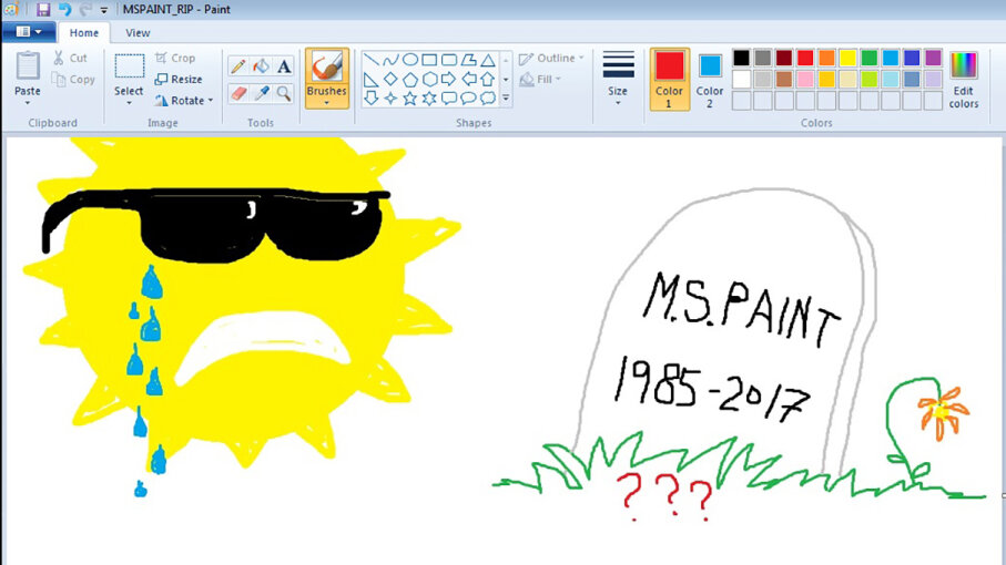 Fans of venerable digital art program Microsoft Paint reacted in horror when news broke that Microsoft would no longer provide updates. HowStuffWorks