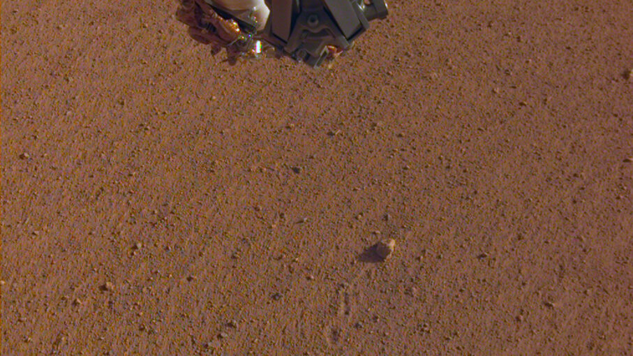 It's Only a Rolling Rock on Mars (But I Like It)