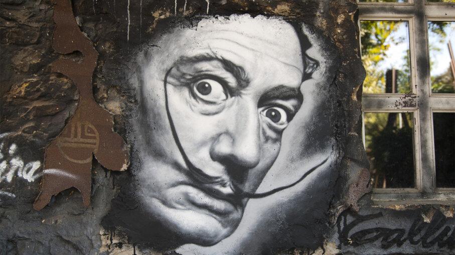 AI, Salvador Dali