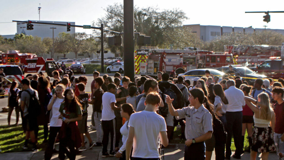 Stoneman Douglas High School student, Parkland, shooting
