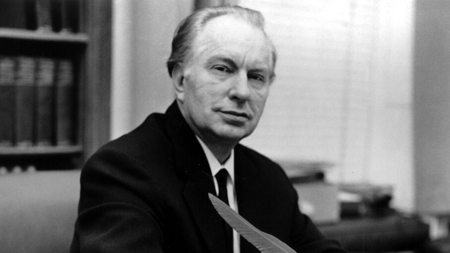 A Brief History of L. Ron Hubbard