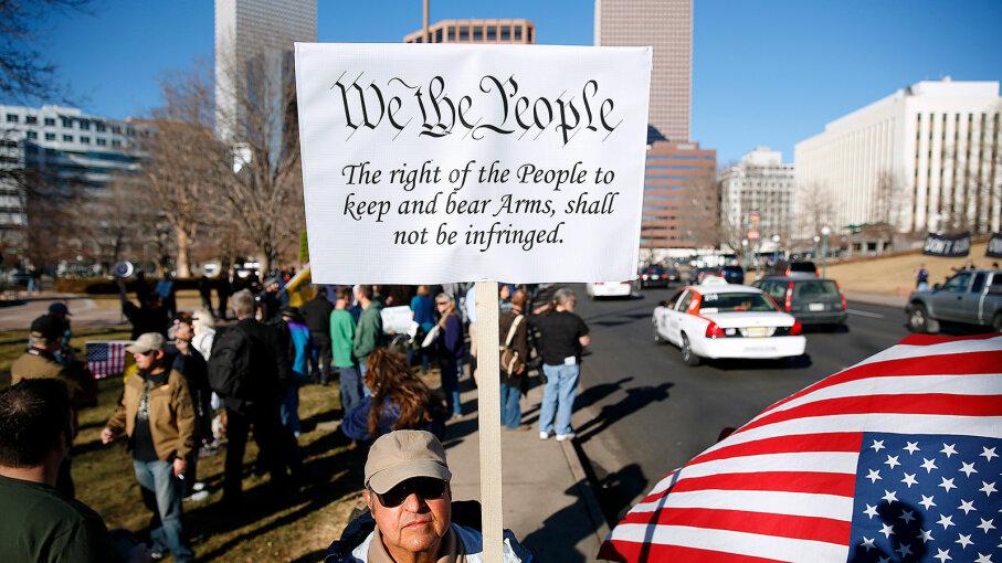 Second Amendment activist