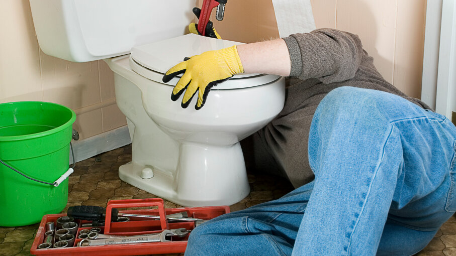 Time to Call the Plumber! - Why is there a sewage smell in ...