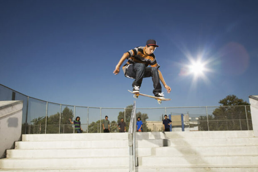 """The """"El Toro"""" steps look something like this. Jupiterimages/Brand X Pictures/Thinkstock"""