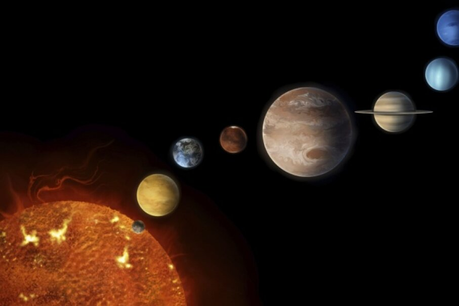 Does our solar system contain a giant, unnamed planet? iStock/Thinkstock
