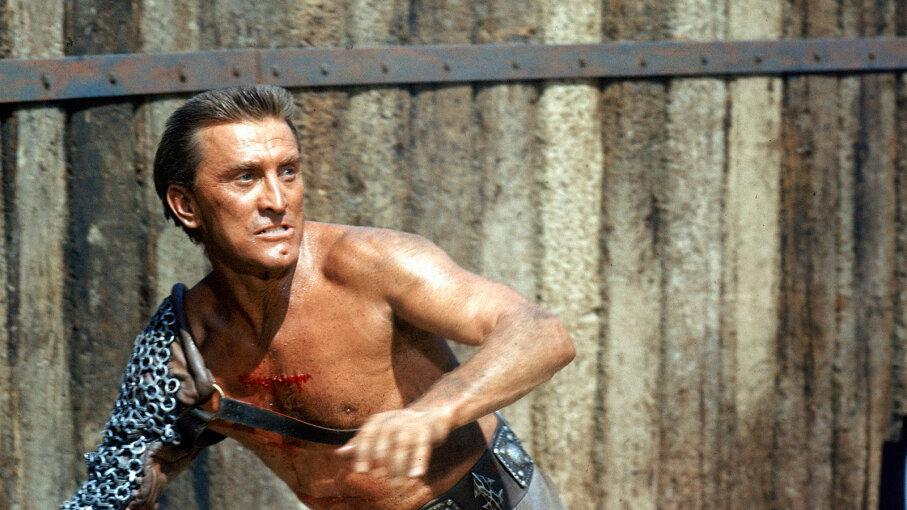 Kirk Douglas, Spartacus