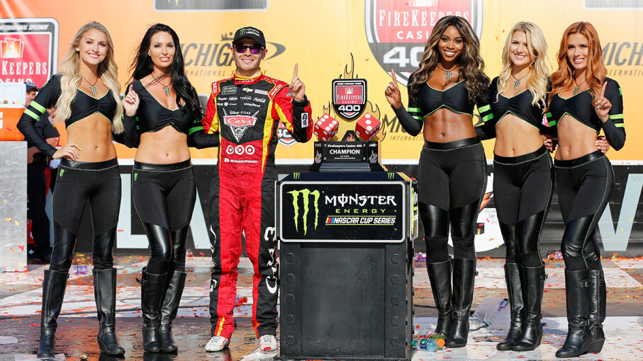 NASCAR Monster Girls