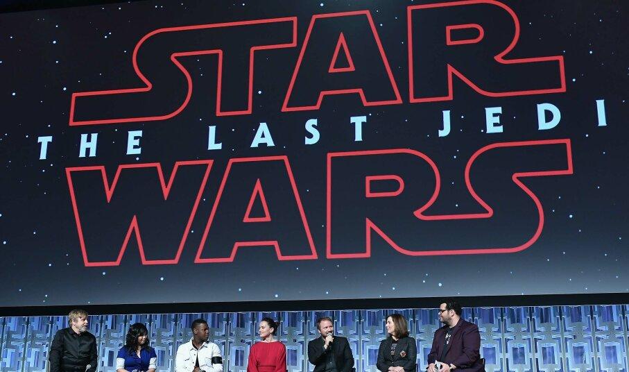 Star Wars, Last Jedi