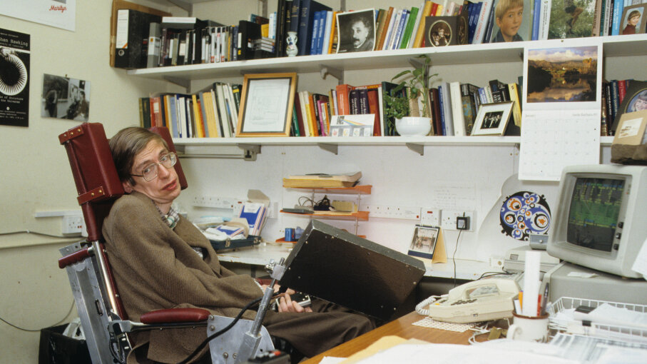 Stephen Hawking, Cambridge