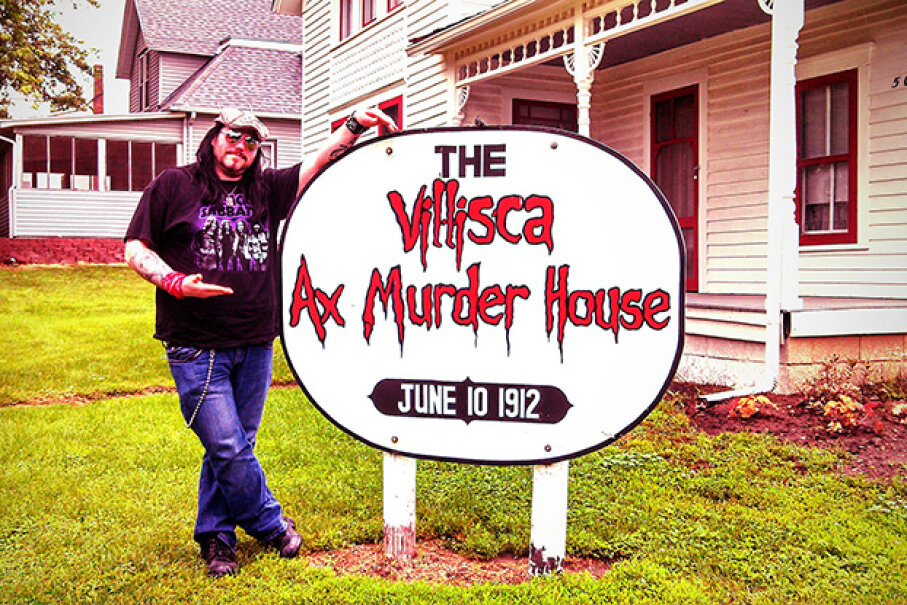 The Villisca Ax Murder House is available for daylight tours, as well as overnight stays — if you dare! Ryan Moomey Used Under Creative Commons CC BY 2.0 License