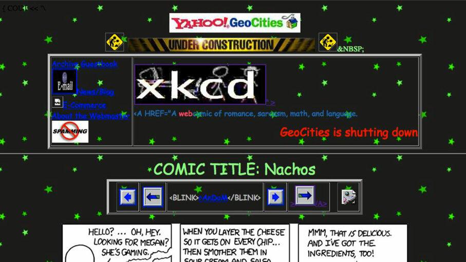 tacky website