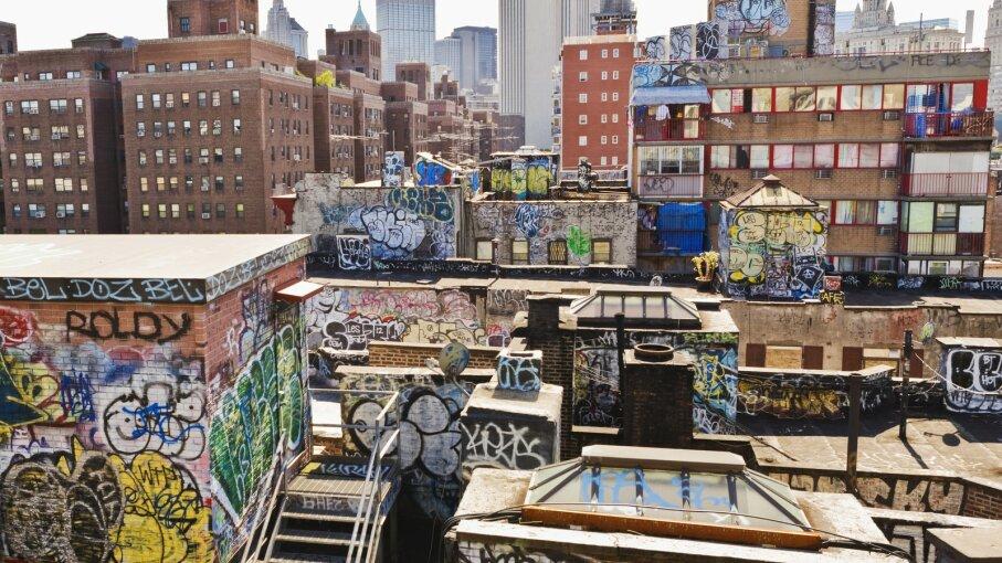 street gang graffiti