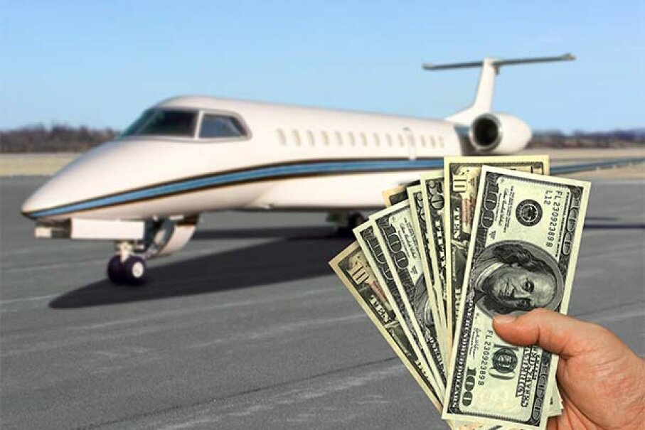 Go ahead: Put a down payment on your private plane with your tax refund. Just remember that getting the check doesn't mean you can never be audited for that return. Kiyoshi Takahase segundo/Hemera/Thinkstock