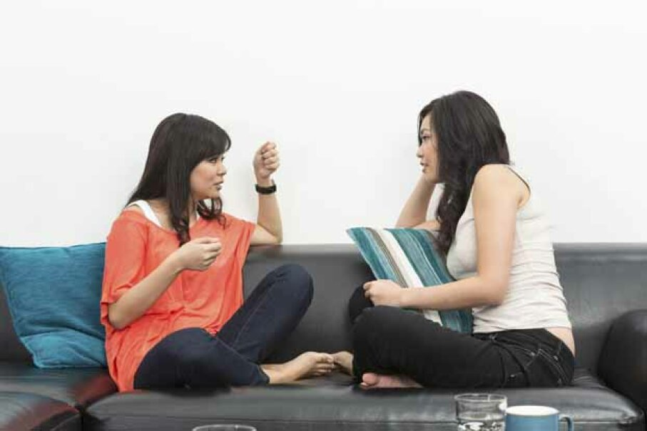 Under certain circumstances, you could claim your roommate as a dependent. sjenner13/iStock/Thinkstock