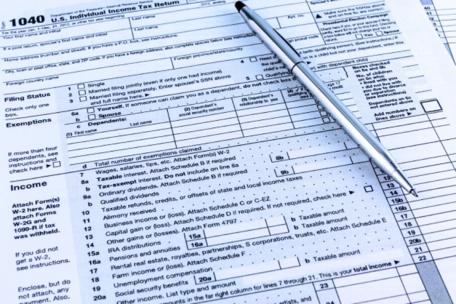 The standardized deduction will save you time – but if your itemized deductions add up to more, it's worth the extra work. © Bunwit/iStockphoto