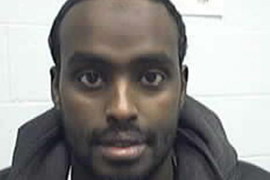 Somali national -- and cell phone business owner -- Nuradin Abdi was indicted for providing material support to terrorists who wanted to blow up an Ohio shopping mall. Immigration and Customs Enforcement via Getty Images