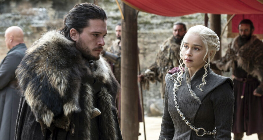 "There are strategic reasons why creators of huge hits like ""Game of Thrones"" are opting to split their seasons into two, shorter segments, despite fans annoyance of the practice. Macall B. Polay/HBO"
