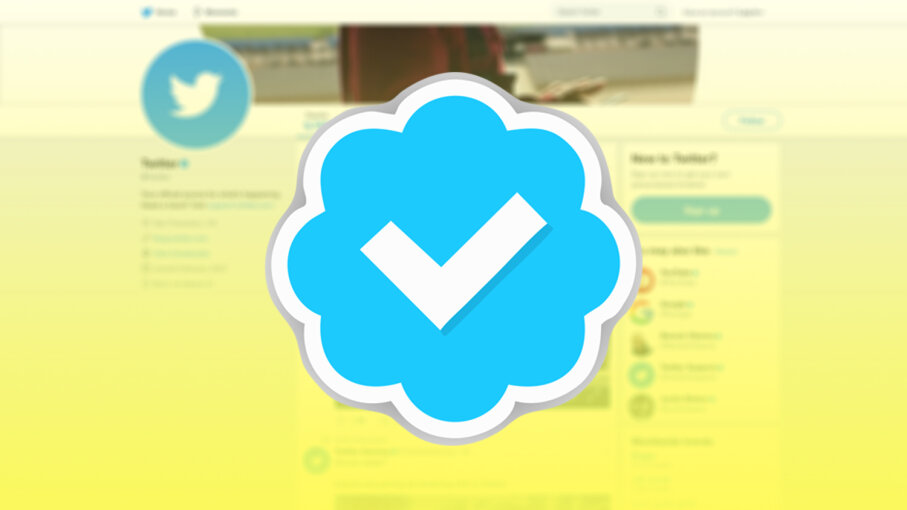 How you get that little blue checkmark on Twitter seems to be a lot more random than you would imagine. Twitter/HSW