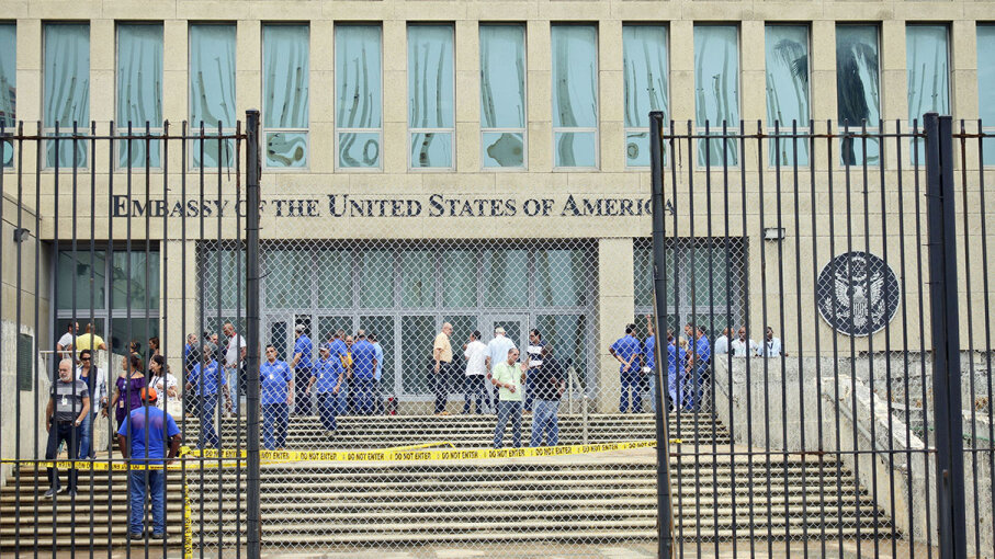 Mystery Behind Cuba's Alleged Sonic Attack Deepens