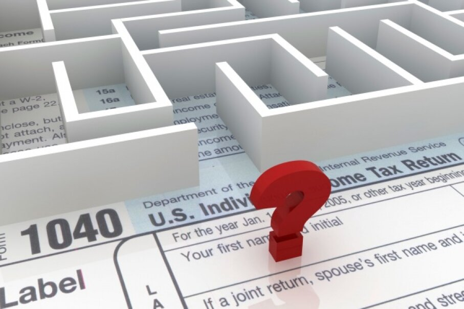 When navigating the tax maze, it's easy to forget some important questions. ©Alex Slobodkin/iStock/Thinkstock