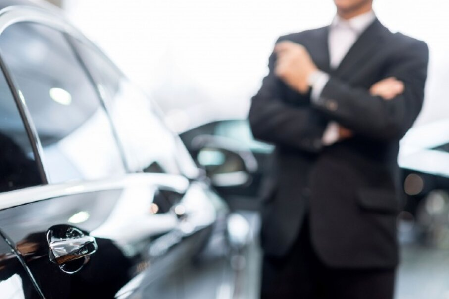 If you use your car for business, you may be able to deduct related expenses. © g-stockstudio/iStockphoto