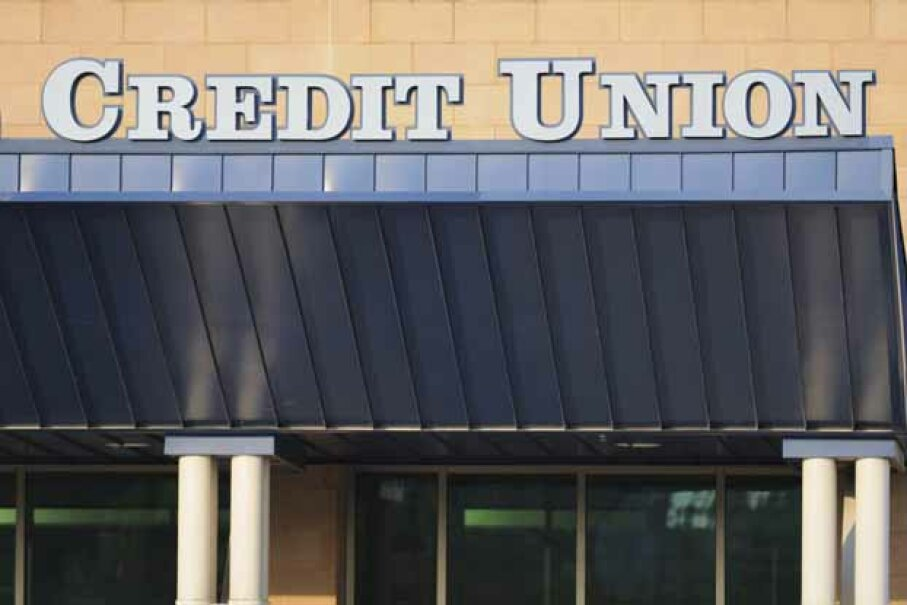 When credit unions go bust, the National Credit Union Administration comes to the rescue. Steve Shepard/E+/Thinkstock