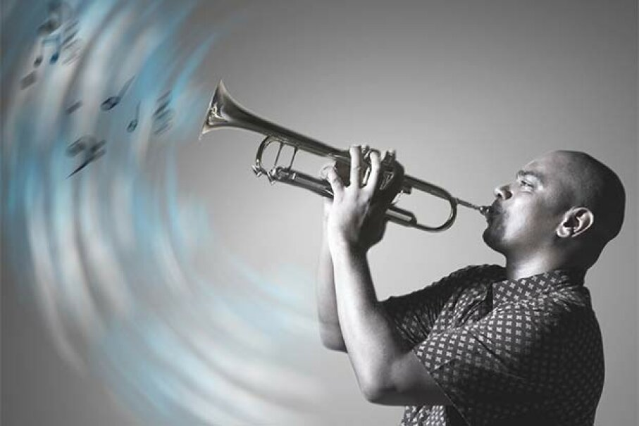 In 2013, a woman recorded a trumpet-like noise she and some other residents of Terrace, British Columbia heard. Some think the sound might be a hoax; others think it's from electromagnetic waves. moodboard/Thinkstock