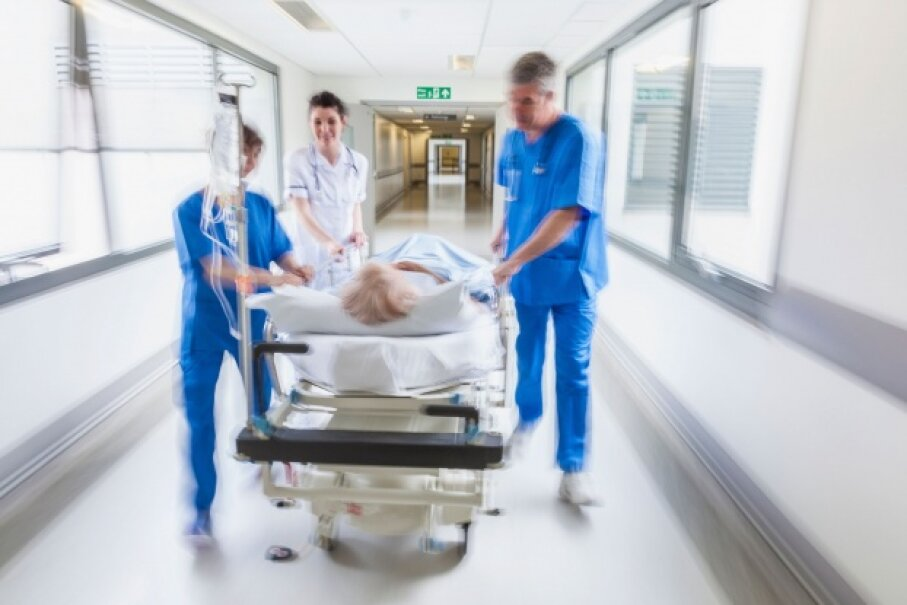 There are many fairly mundane and non-life-threatening issues being treated in hospitals all the time — it's not always an emergency or a dire situation. © Spotmatik/iStockphoto