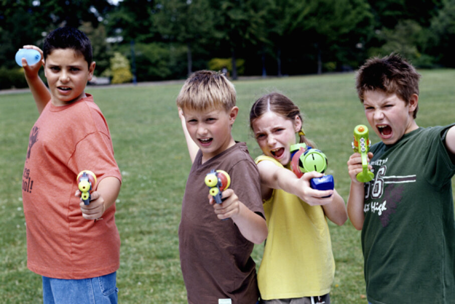 5 Fun Water Balloon Games For Kids Howstuffworks