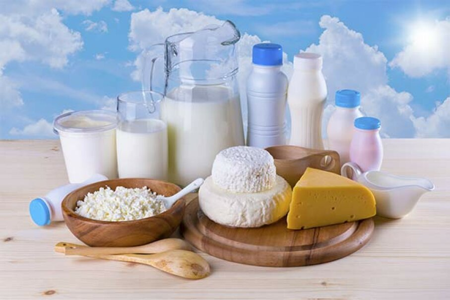 Eating lots of dairy has no effect on body fat, studies show. didecs/iStock/Thinkstock