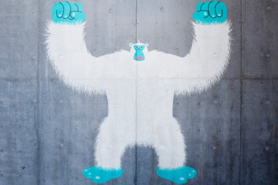 You can see pictures of the abominable snowman and his cryptozoological buddies all over the place, but DNA samples are a little harder to come by. Simon Oxley/Thinkstock/iStock