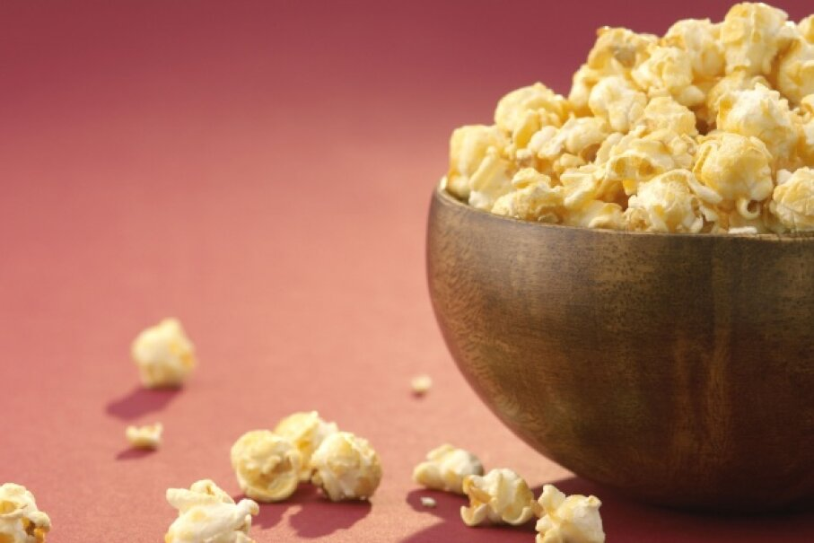 The movie theater staple can also be part of your holiday meal. © Peter Frank/Corbis