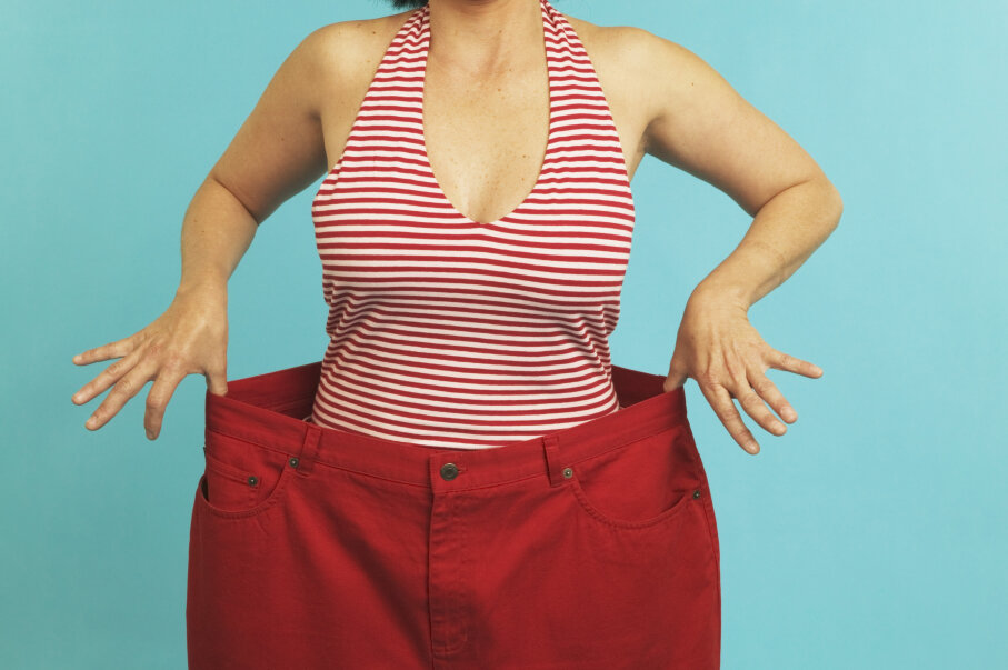 When we lose weight, where does the lost weight go