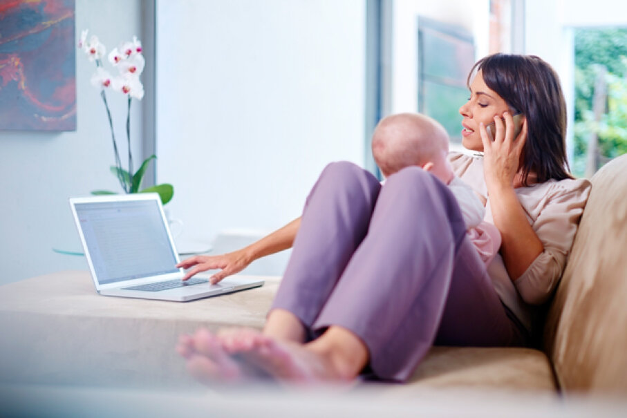 Work from home! Earn tons of money! If something sounds too good to be true ... © zerocreatives/Westend61/Corbis