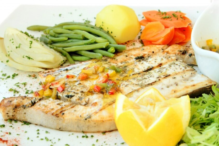 Your grilled swordfish entrée may contain an ingredient you didn't want -- mercury. ©iStock/Thinkstock