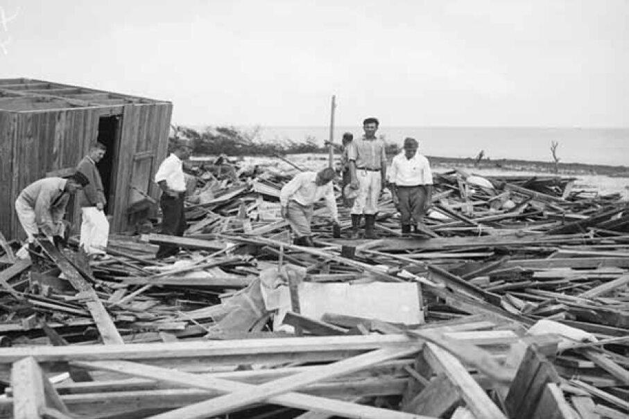 6 1935 Florida Keys Labor Day Hurricane 10 Worst Hurricanes Of